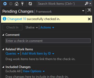 Tech Repository - Adding files to Visual Studio Online using