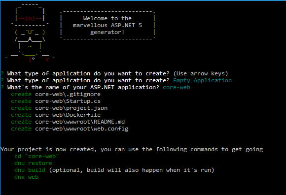 Hosting ASP NET Core Web App in Docker and Accessing it from