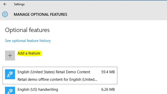 Tech Repository - D-03 : Windows Insider App